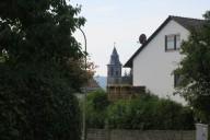 Aussicht auf die HI Dreifaltigkeitskirche