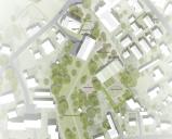 Bischofsgrün_1.Preis - Lageplan (KO/OK Architektur | Impuls° Landschaftsarchitekten)