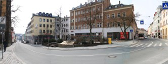 Hof/Saale: Sonnenplatz, Zustand heute