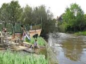 Groß-Zimmern: der Flussraum der Gersprenz als neuer attraktiver Aufenthaltsort