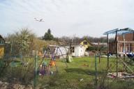 Siemenssiedlung: am südlichen Rand des ISEK-Gebiets