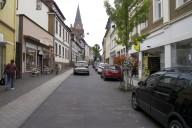 Einkaufsstraße in der Warburger Neustadt