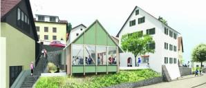 Perspektive 3. Preis: Into Stories - architecture and beyond mit hutterreimann Landschaftsarchitektur GmbH