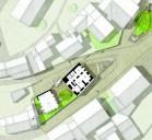 Erdgeschossgrundriss 3. Preis: Into Stories - architecture and beyond mit hutterreimann Landschaftsarchitektur GmbH