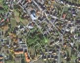 Luftbild des Areals