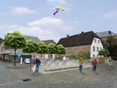 Arzberg: Vision für den Maxplatz im ISEK 2007