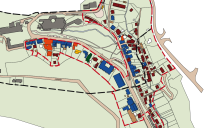 VU Schlangenbad: Lageplan