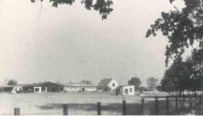 Historisches Foto der Alten Schäferei