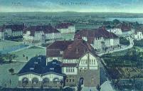 Historische Ansicht ehemalige Irrenanstalt
