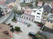 Nabburg: Parkplatz am Mähntor