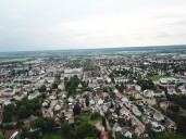 Haunstetten_Luftbild Richtung Westen (Foto: UmbauStadt)