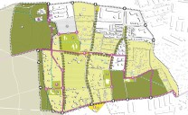 Erfurt: Rahmenplan Steigernordrand