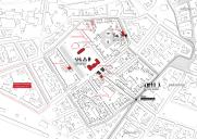 Görlitz: Raumbedeutsame Lage der Eckhäuser als Stadtverstärker