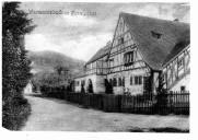 Historische Ansicht Eisenbahnerhaus