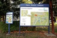 Ilmenau_TU Campus Orientierungsplan