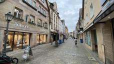 Einkaufsstraße Langgasse