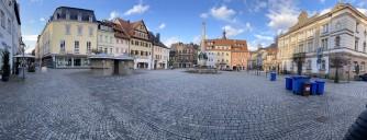 Marktplatz in Kulmbach