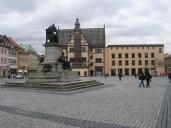 Schweinfurt: Marktplatz als Zentrum der Stadt