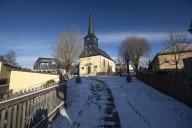 Kirche in Haßlach