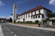 """Kirchengebäude der Gemeinde """"St. Joseph"""""""