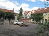4 Fulda B-Plan Blick vom Innenhof auf die Nachbargebäude
