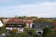 Marktredwitz_Großraum_Schulzentrum_Blick vom Jahnsportplatz auf den Südosten des Untersuchungsgebietes