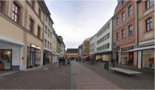 Marktstraße Vorher