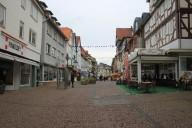 Frankenberg (Eder): Fußgängerzone Neustädter Straße