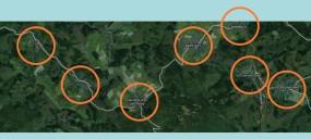 Lage der Gemeinde Schlangenbad