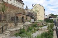 Arzberg: Neue Terrassengärten an der Egerstraße