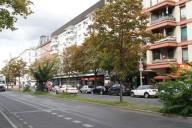 Berlin-Moabit: an der Turmstraße