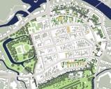 Celle: Lageplan Städtebauliches Entwicklungskonzept