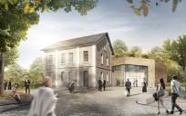 Hof: 2. Rang H2M Architekten + Stadtplaner GmbH, Kulmbach